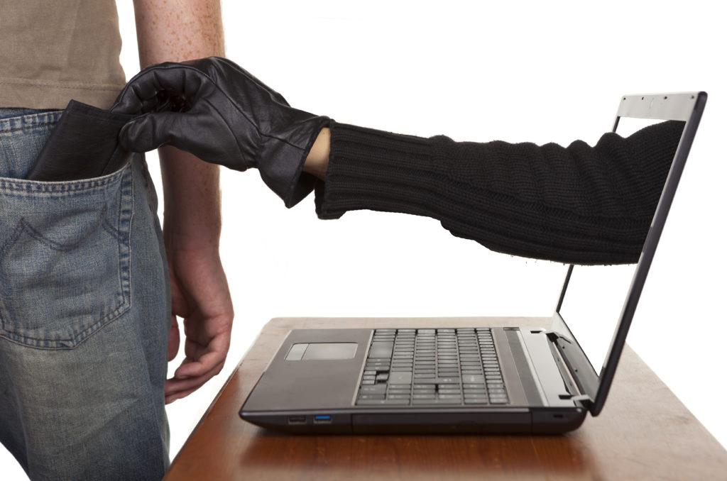 網路騙子偷錢偷心